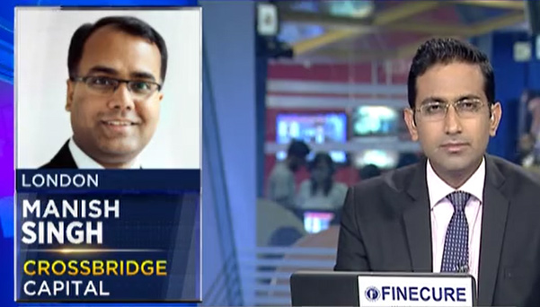 Crossbridge Capital says that trade war will not benefit US and China: Manish Singh