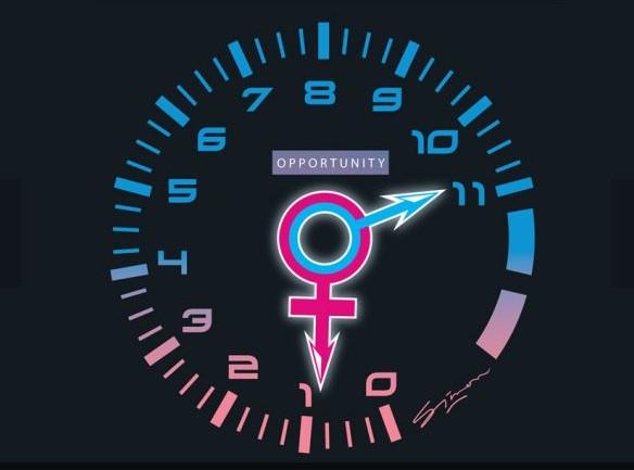 Championing gender equality - Zoë Hubbard